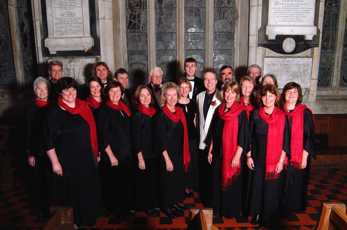 Canoryon Lowen Choir